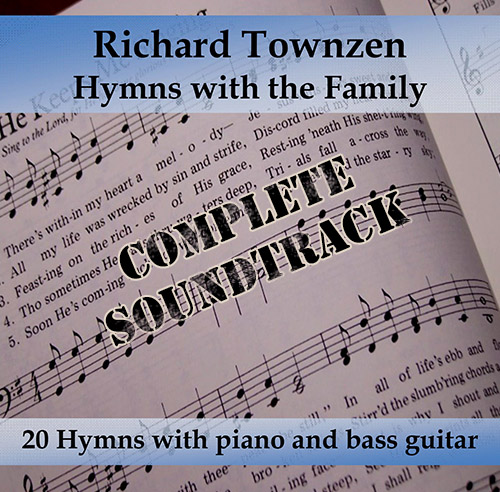 CD Hymns with the Family Soundtrack